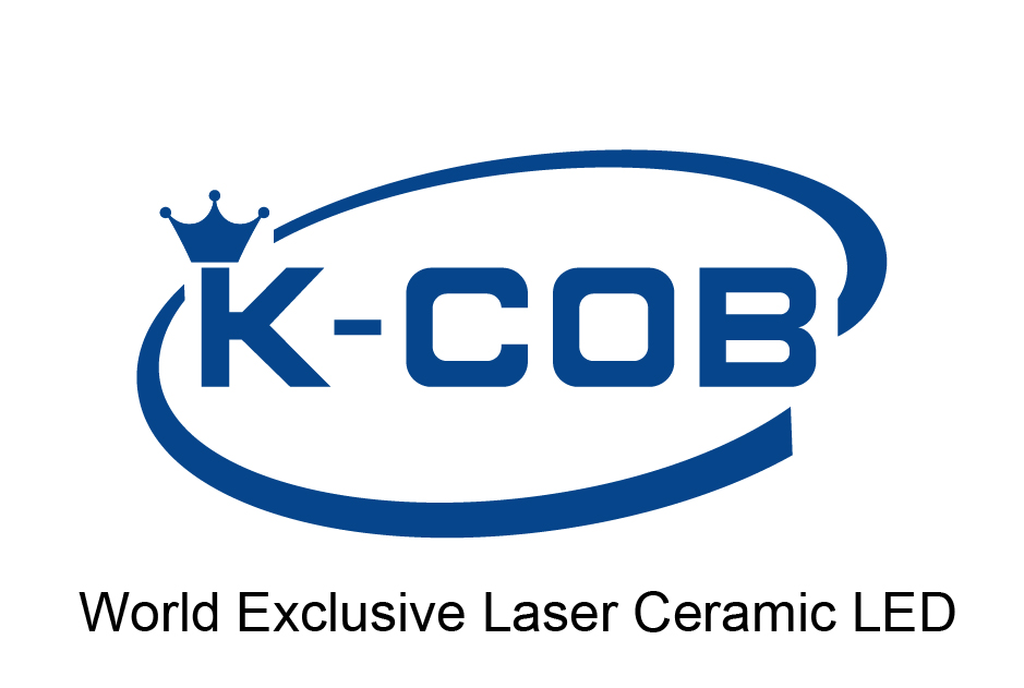 World Exclusive Laser Ceramic LED