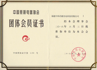 Member of China Association of Lighting Industry